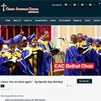 Client: Christ Apostolic Church (Mt Bethel) UK - Church Charity