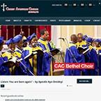 Client: Christ Apostolic Church (Mt Bethel) UK - Church Charity