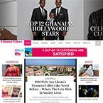 Client: Ghana Vibes - Entertainment Portal