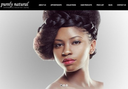 Purely Natural Hair